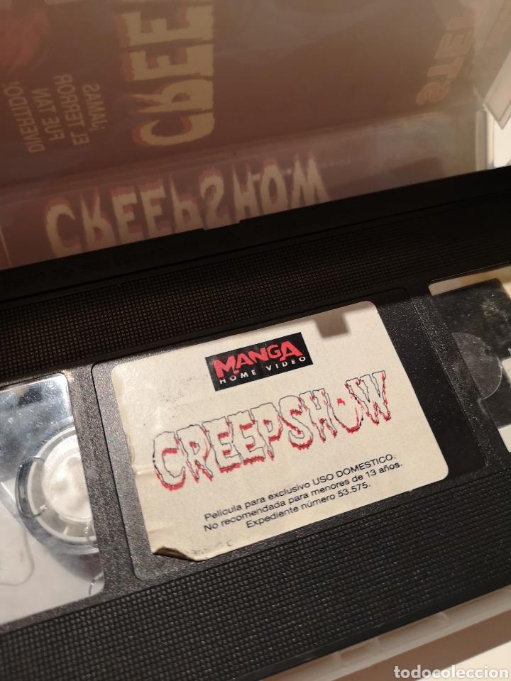 Cine: Creepshow Cine de Terror VHS - Foto 3 - 222606538