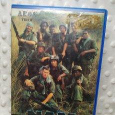 Cine: NAM EL REGRESO - BILL L. NORTON - TERENCE KNOX - AROS - VHS. Lote 222613842