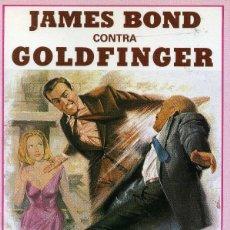 Cine: 007 - JAMES BOND CONTRA GOLDFINGER (CINTA VHS). Lote 222733673