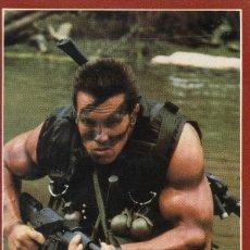Cine: COMMANDO (CINTA VHS). Lote 222734290