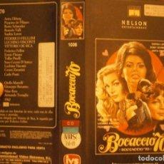 Cine: PELICULA VHS, BOCCACCIO' 70. Lote 222849192