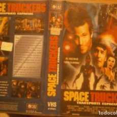 Cine: PELICULA VHS, SPACE TRUCKERS. Lote 222849216