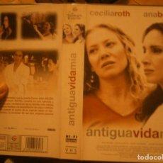 Cine: PELICULA VHS, ANTIGUAVIDAMIA. Lote 222849267