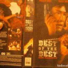 Cine: PELICULA VHS, BEST OF TE BEST. Lote 222849343