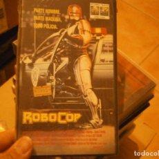 Cine: PELICULA VHS, ROBOCOP. Lote 222849396