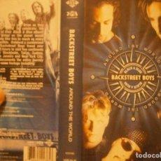 Cine: PELICULA VHS, BACKSTREET BOYS. Lote 222849472