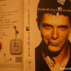 Cine: PELICULA VHS, ALEJANDRO SANZ. Lote 222849492