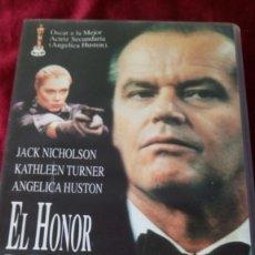 Cine: EL HONOR DE LOS PRIZZI. Lote 223571955
