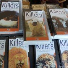 Cine: 20 PELÍCULAS VHS KILLER'S. Lote 223586618