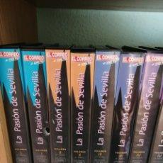 Cine: COLECCIÓN 16 VHS LA PASIÓN DE SEVILLA SEMANA SANTA.EL CORREO. VER FOTOS. Lote 223690652