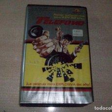 Cine: TELÉFONO VHS. Lote 224218647
