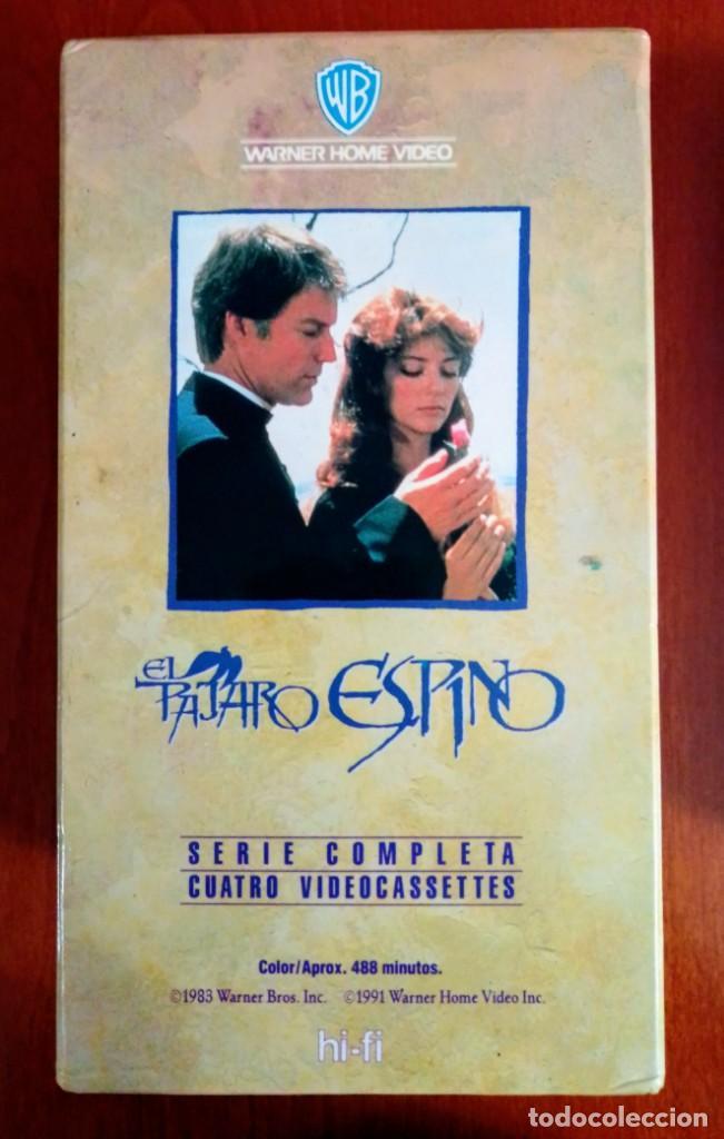 Cine: Lote VHS Pájaro Espino, serie completa más Los años perdidos - Foto 2 - 225210870