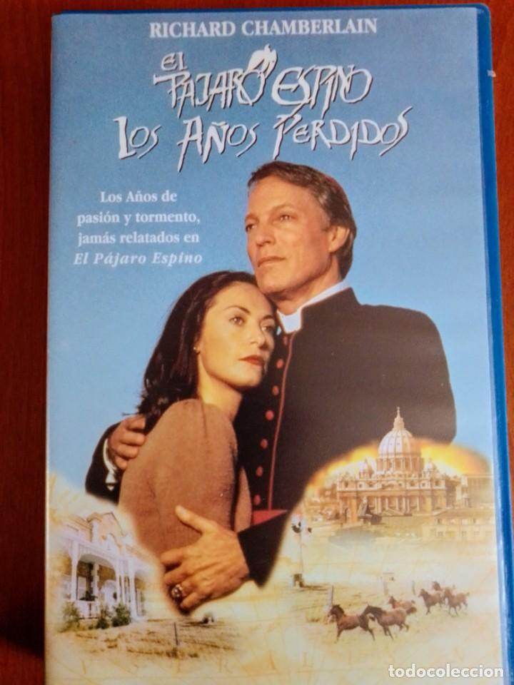 Cine: Lote VHS Pájaro Espino, serie completa más Los años perdidos - Foto 4 - 225210870