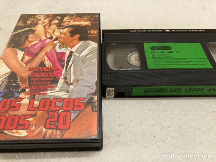 VHS ORIGINAL / LOS LOCOS AÑOS 20 (Cine - Películas - VHS)
