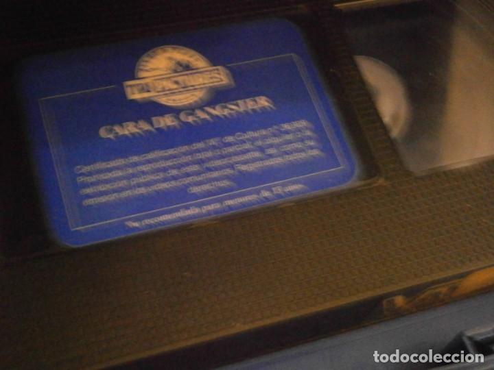 Cine: cara de gangster vhs caja grande - Foto 4 - 226124135