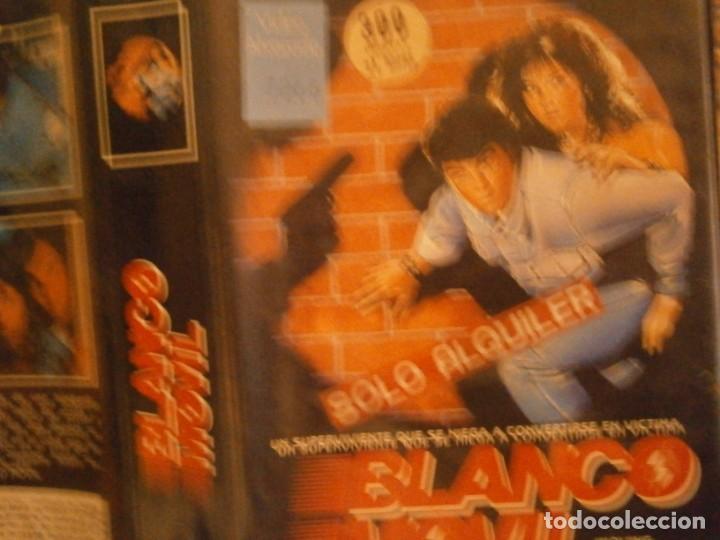 Cine: blanco movil vhs caja grande¡¡ - Foto 2 - 226124715