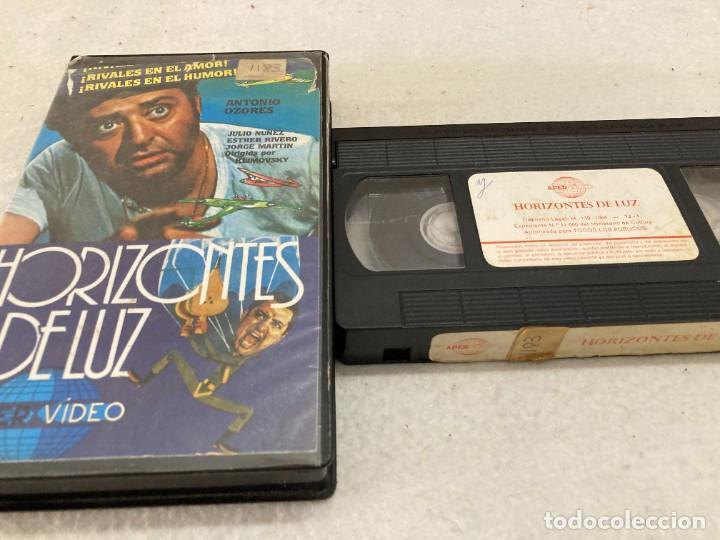 VHS ORIGINAL / HORIZONTES DE LUZ (Cine - Películas - VHS)