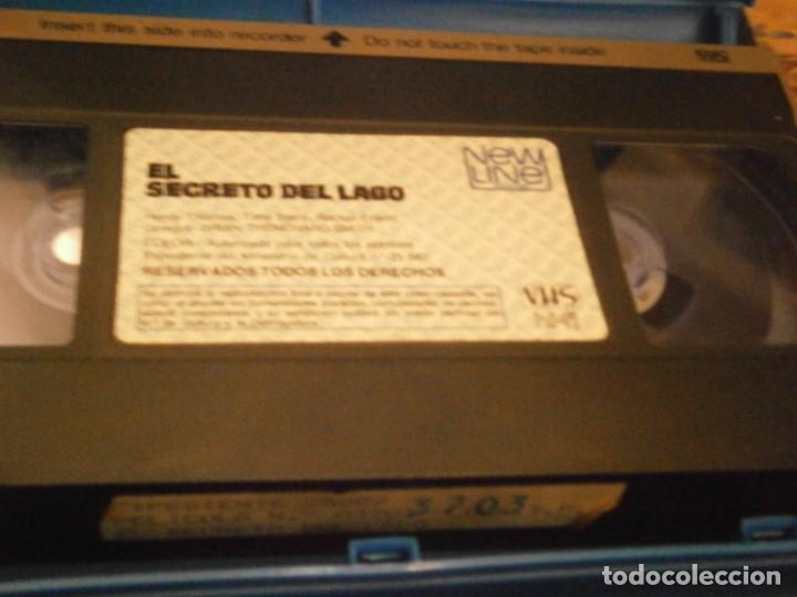 Cine: el secreto del lago vhs 1 ediccion¡ - Foto 6 - 226137470