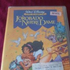 Cine: EL JOROBADO DE NOTRE DAME. Lote 226246807