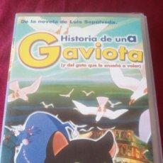 Cine: HISTORIA DE UNA GAVIOTA. Lote 226248608