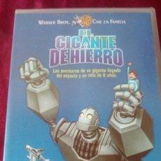 Cine: EL GIGANTE DE HIERRO. Lote 226249987
