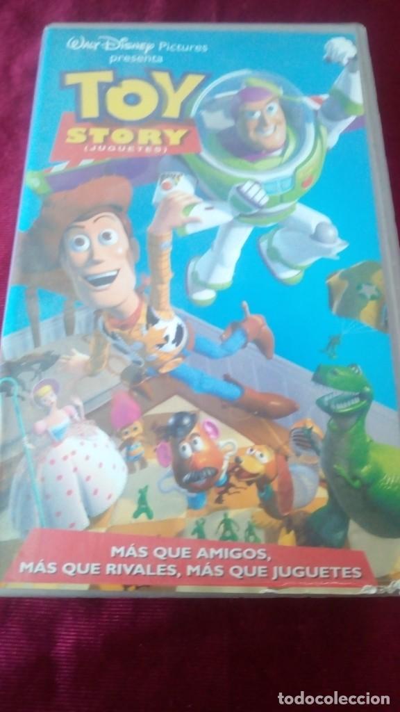 TOY STORY (Cine - Películas - VHS)