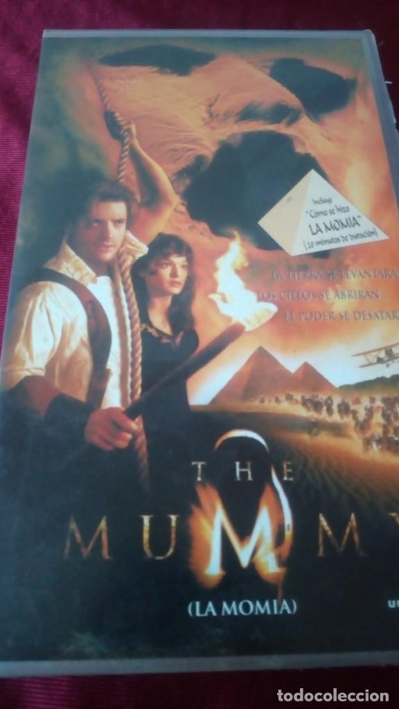 THE MUMMY (Cine - Películas - VHS)