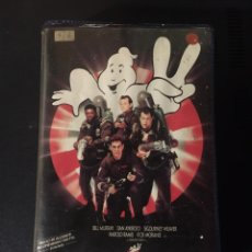 Cine: CAZAFANTASMAS 2 VHS. Lote 226338546