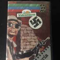 Cine: LA JAURIA VHS. Lote 226357403