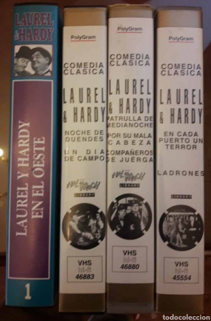 PELICULAS COMEDIA CLÁSICA (Cine - Películas - VHS)