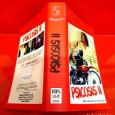 Cine: PSICOSIS II - SOLO CARATULA. Lote 227930180