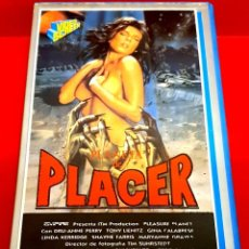 Cine: EL PLANETA DE PLACER (1986) - VICIOUS LIPS - DRU-ANNE PERRY, GINA CALABRESE. Lote 227931655