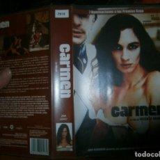 Cine: PELICULA VHS, CARMEN. Lote 228070315