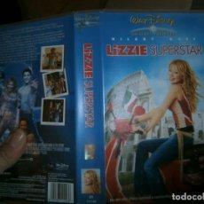 Cine: PELICULA VHS, LIZZIE SUPERSTAR. Lote 228070365