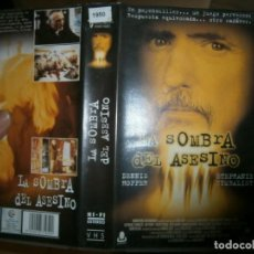Cine: PELICULA VHS, LA SOMBRA DEL ASESINO. Lote 228070375