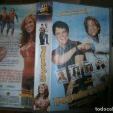 Cine: PELICULA VHS, PEGADO A TI. Lote 228070406
