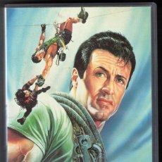 Cine: MÁXIMO RIESGO - VHS- SYLVESTER STALLONE - JOHN LITHGOW - MICHAEL ROOKER. Lote 230336380