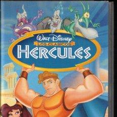 Cine: HÉRCULES -VHS - JOHN MUSKER - RON CLEMENTS. WALT DISNEY LOS CLÁSICOS. Lote 288687353