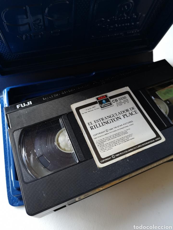 Cine: El Estrangulador De Rillington Place Cine de Terror VHS - Foto 3 - 230528215