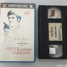Cine: VHS UN LARGO ADIOS - RELATED DETECTIVE MARLOWE. Lote 230792210
