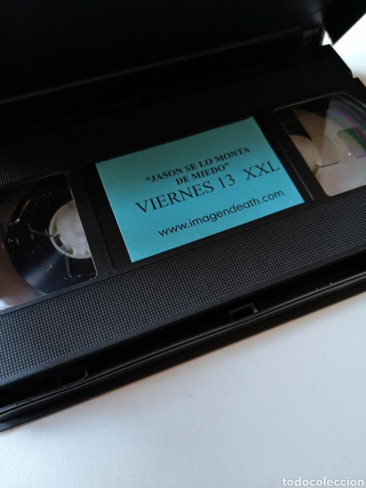 Cine: VIERNES 13 XXL CINE DE TERROR VHS - Foto 3 - 230854825