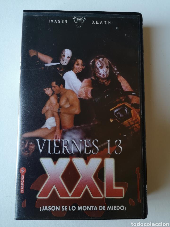 VIERNES 13 XXL CINE DE TERROR VHS (Cine - Películas - VHS)