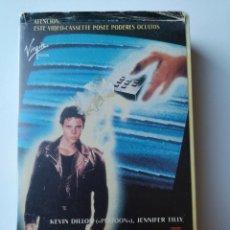 Cine: CONTROL REMOTO CINE DE TERROR VHS. Lote 231333090