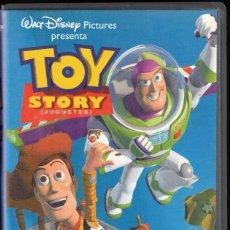 Cine: TOY STORY (JUGUETES) - WALT DISNEY - VHS. Lote 288690248