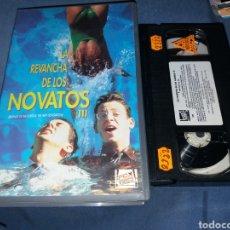 Cinema: LA REVANCHA DE LOS NOVATOS 3- VHS 1 EDICION. Lote 62626972
