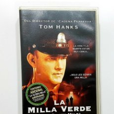 Cine: LA MILLA VERDE / THE GREEN MILE - UNIVERSAL - TOM HANKS - VHS. Lote 232701955