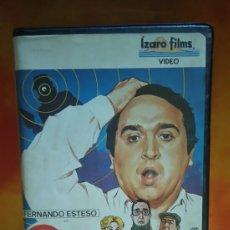 Cine: QUE TIA LA CIA - ANTONIO OZORES - 1985 - VHS. Lote 233052077