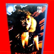 Cine: AULLIDOS II: STIRBA, LA MUJER LOBO (1985) - HOWLING II: ...YOUR SISTER IS A WEREWOLF - AULLIDOS 2. Lote 233771395