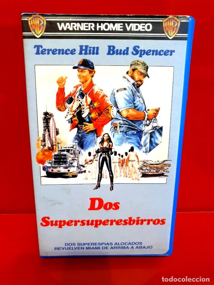 Cine: DOS SUPERSUPERESBIRROS (1983) - BUD SPENCER / TERENCE HILL - Foto 1 - 233871940