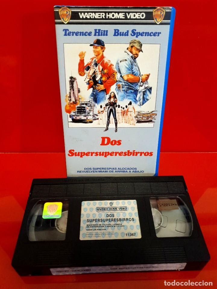 Cine: DOS SUPERSUPERESBIRROS (1983) - BUD SPENCER / TERENCE HILL - Foto 3 - 233871940